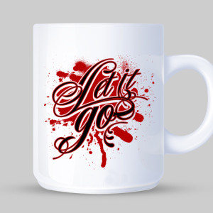 Let It Go Mug